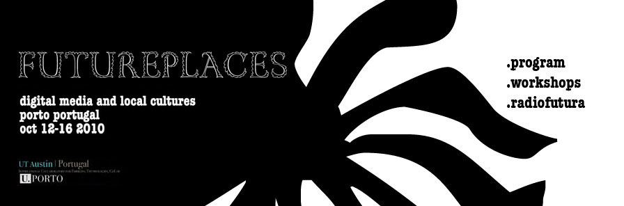 Future Places banner